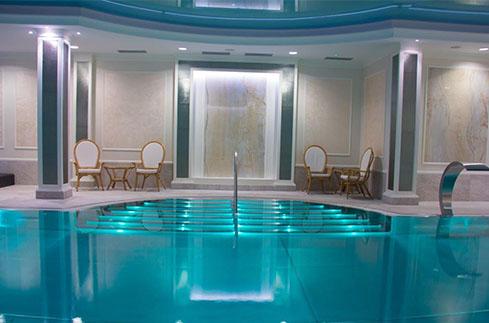Privátní bazény