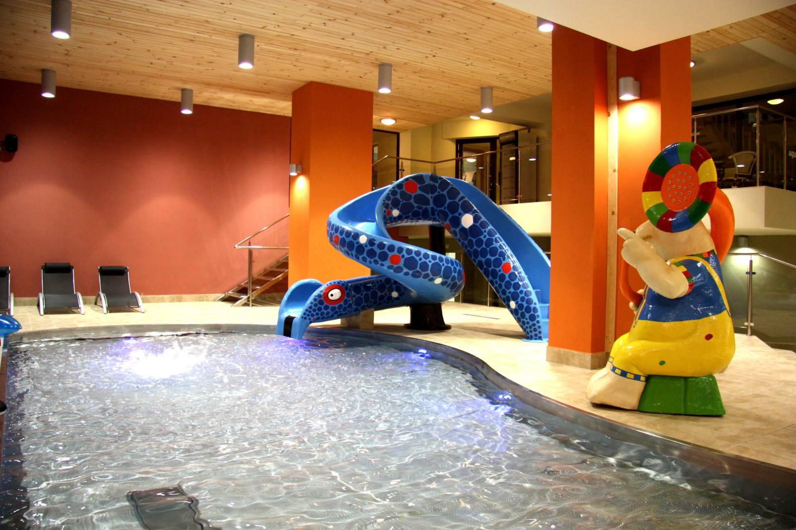 Rekonstrukce hotelového bazénu v Grand Hotelu Permon