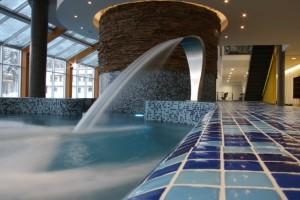 Bazénové technologie pro bazén a wellness hotelu Horal