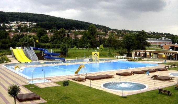 Projekt koupaliště a bazénové technologie pro areál Zelené Zlín navrhl Centroprojekt