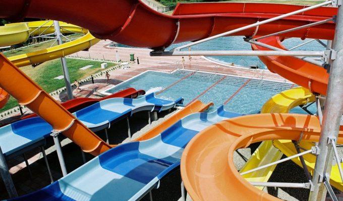 Centroprojekt připravil projekt koupaliště a aquaparku Ostrava - Jih