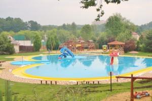 Projekt koupaliště pro děti v Ostravě, místní části Poruba