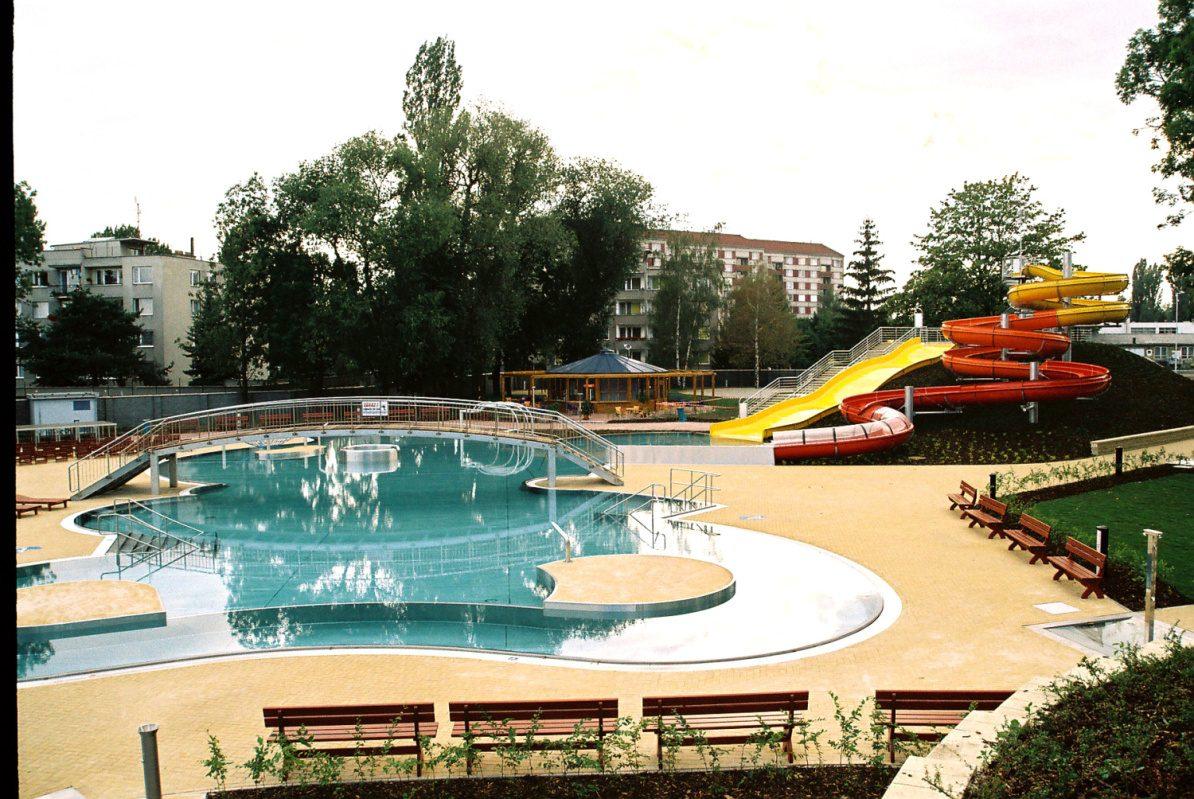 Aquapark v Prostějově