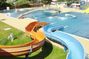 Projekt aquaparku v Havířově a bazénové technologie