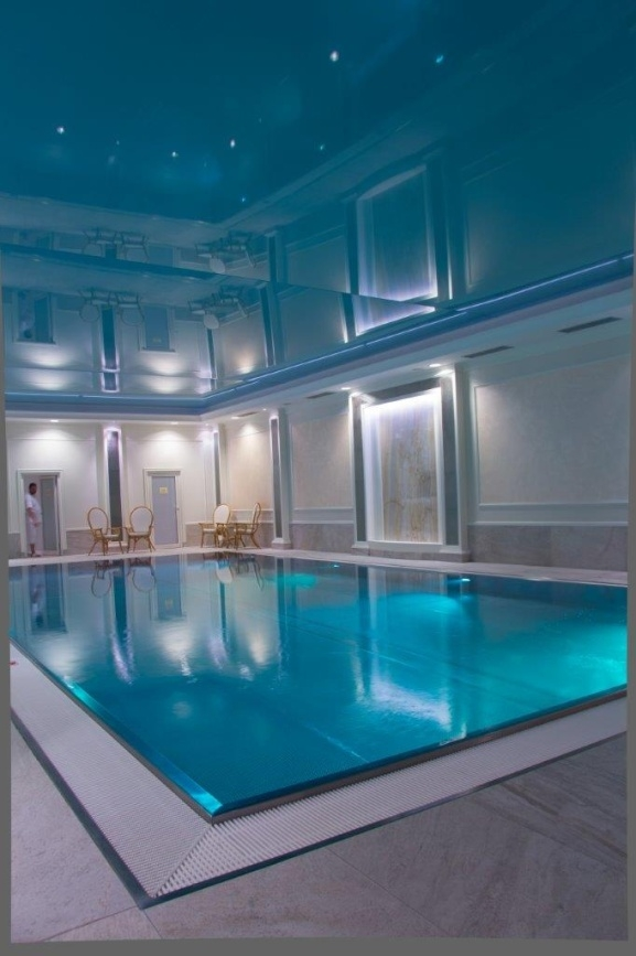 Rekonstrukce hotelového bazénu a wellness hotelu Richmond v Karlových Varech
