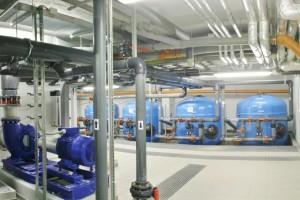 Centroprojekt dodal bazénové technologie i pro aquapark Olešná