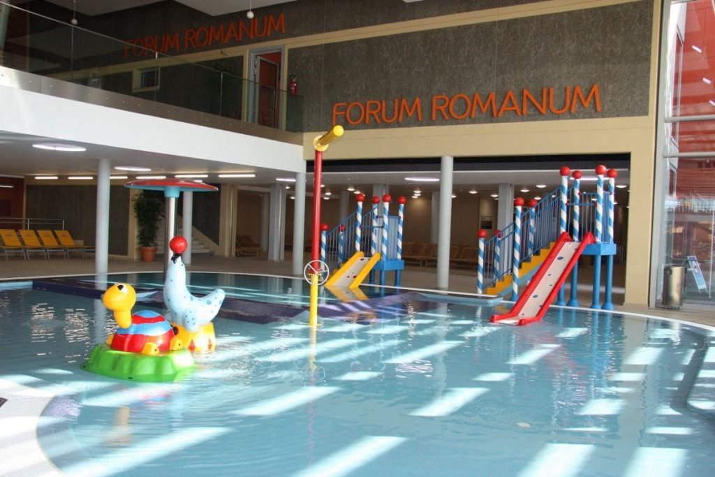 Dodávka bazénové technologie pro Aqualand Moravia zajistil Centroprojekt