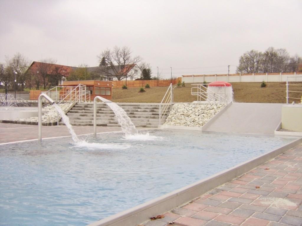 Generální projektant venkovního koupaliště ve Frýdku-Místku je Centroprojekt