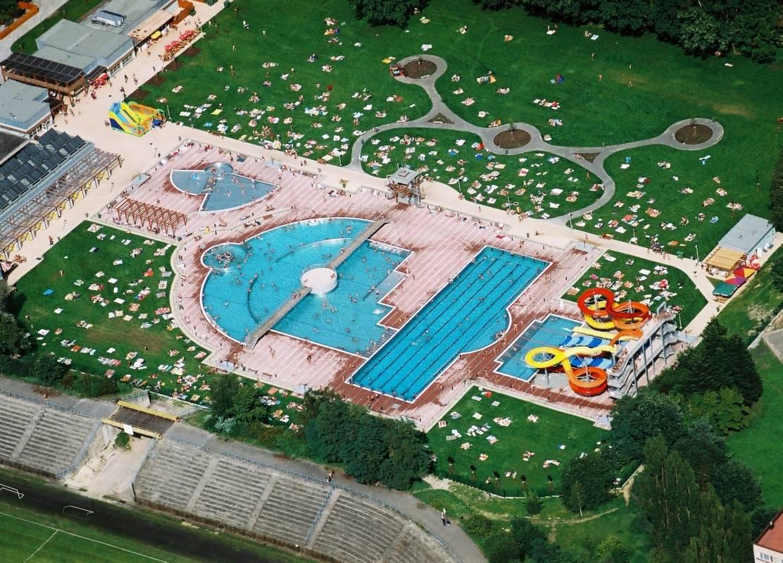Bazénové technologie pro aquapark Ostrava-Jih dodala Divize Aquaparky, bazény a bazénové technologie společnosti Centroprojekt