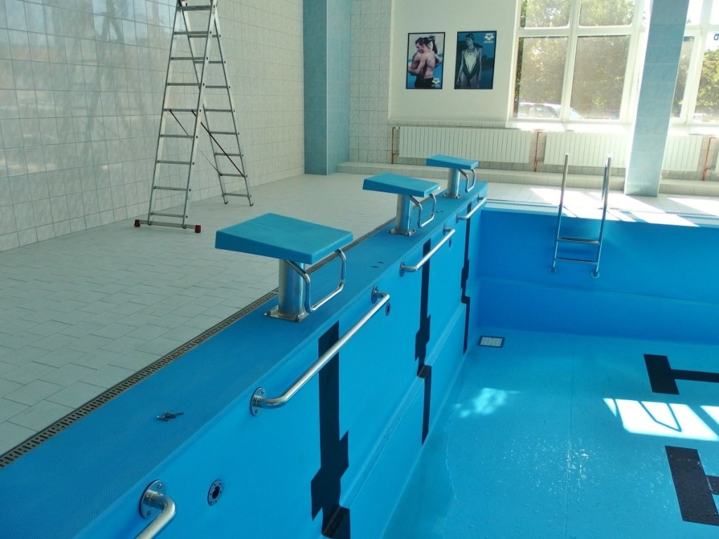 Rekonstrukce bazénu pro ZŠ Brumov-Bylnice od Centroprojektu