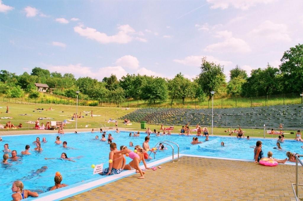 Rekonstrukce koupaliště Bučovice-Hájek s bazénovými technologiemi od Centroprojektu