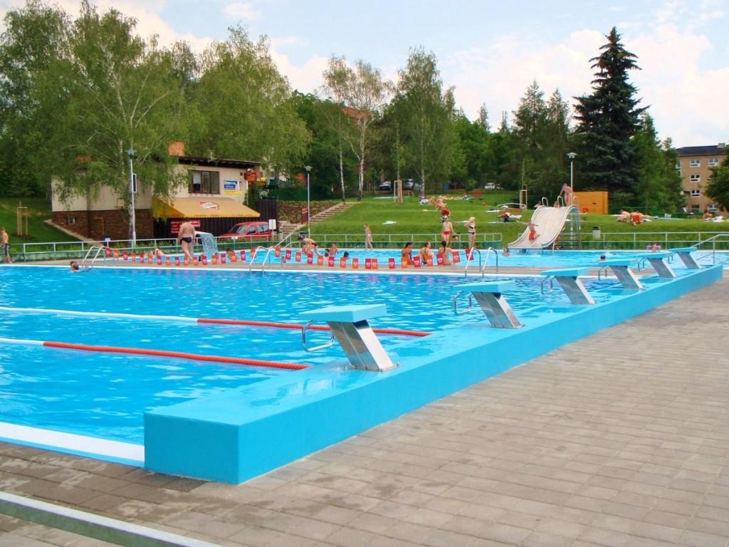 Koupaliště Brno, Křižíkova