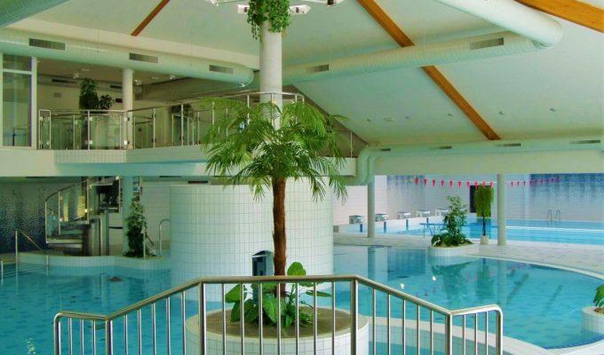 Bazénové technologie pro aquapark Delfín v Uherském Brodě