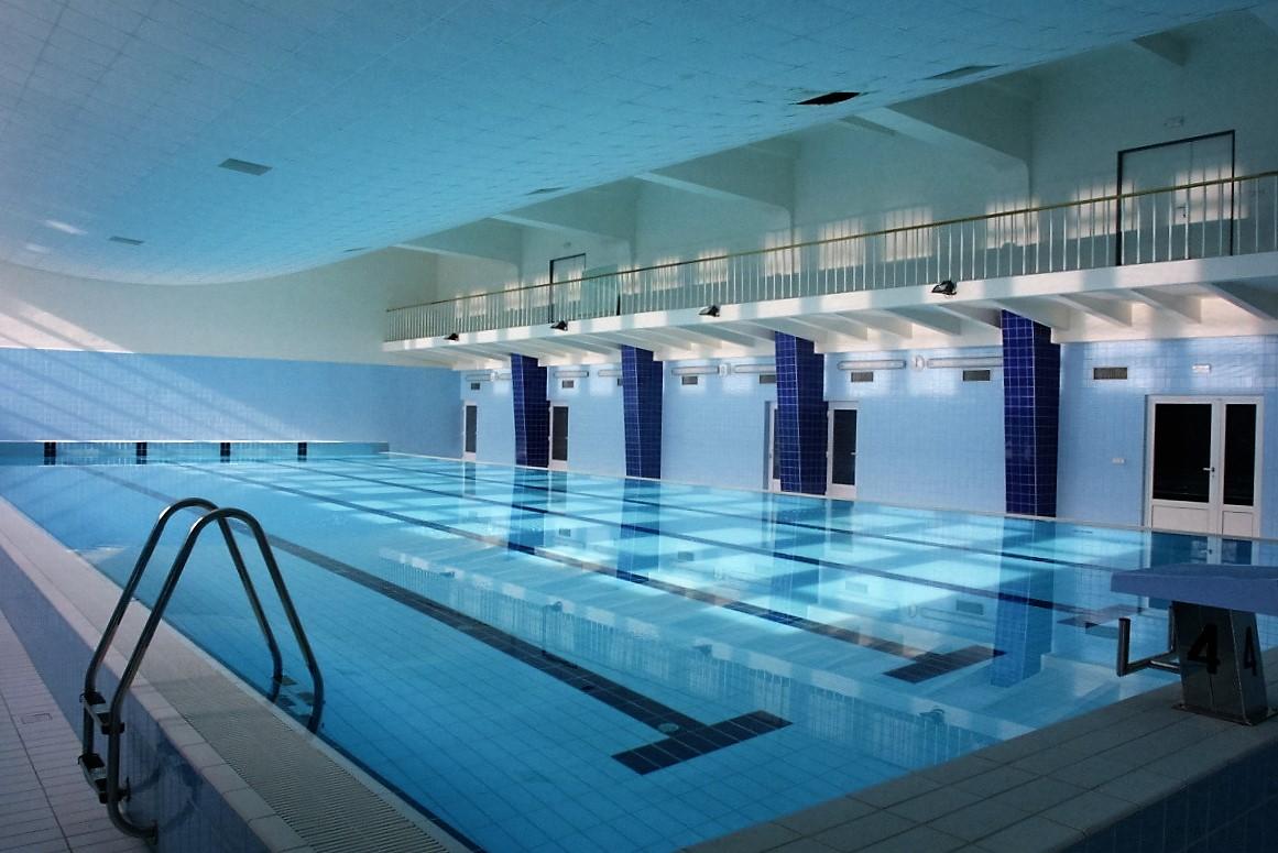 Bazénové technologie pro vnitřní bazén v Kladrubech