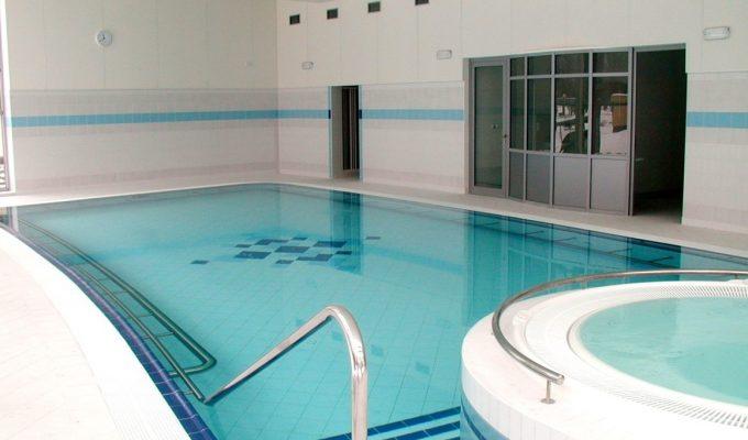 Vnitřní bazén pro Lázně Darkov