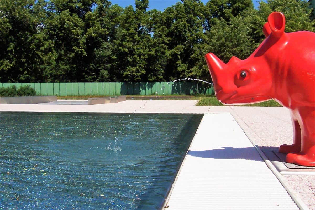 Bazén a brouzdaliště pro MŠ Frýdek-Místek