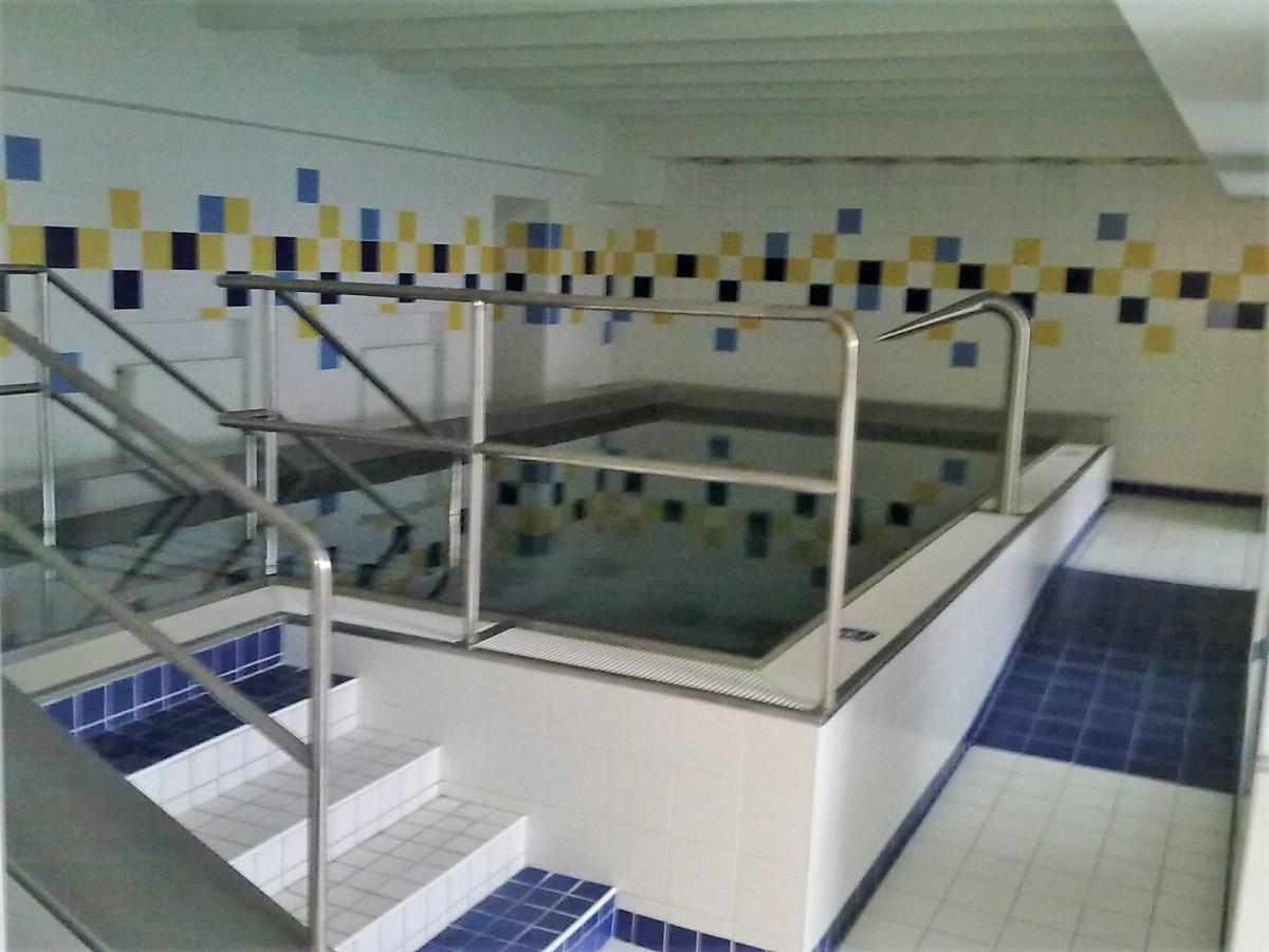 Bazénové technologie pro Sanatorium v Jablunkově