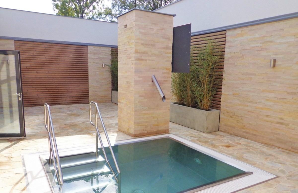Bazénové technologie pro vnitřní bazén a wellness STARS Třinec