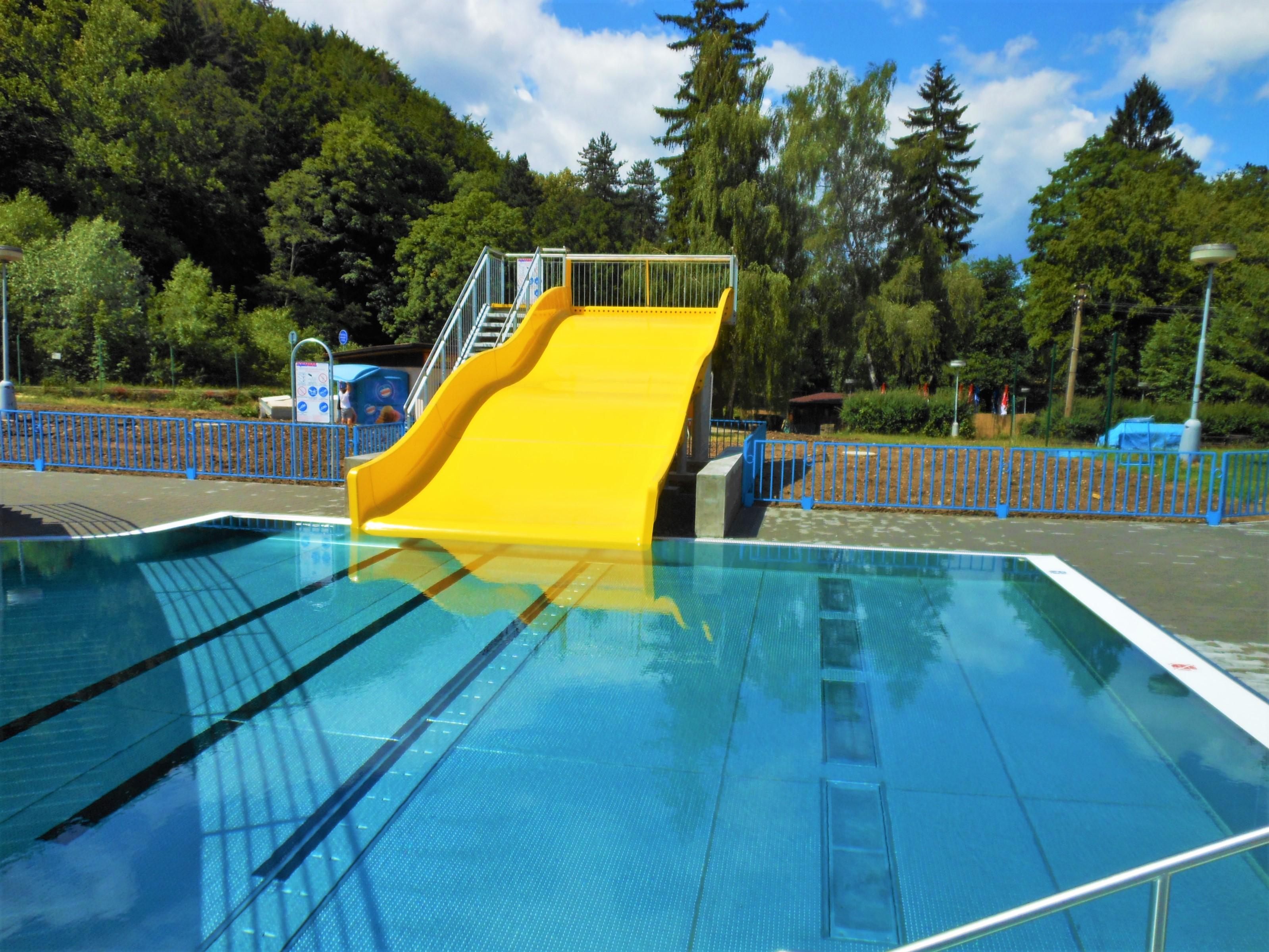 Bazénové technologie pro Rožnovské koupaliště v Rožnově pod Radhoštěm