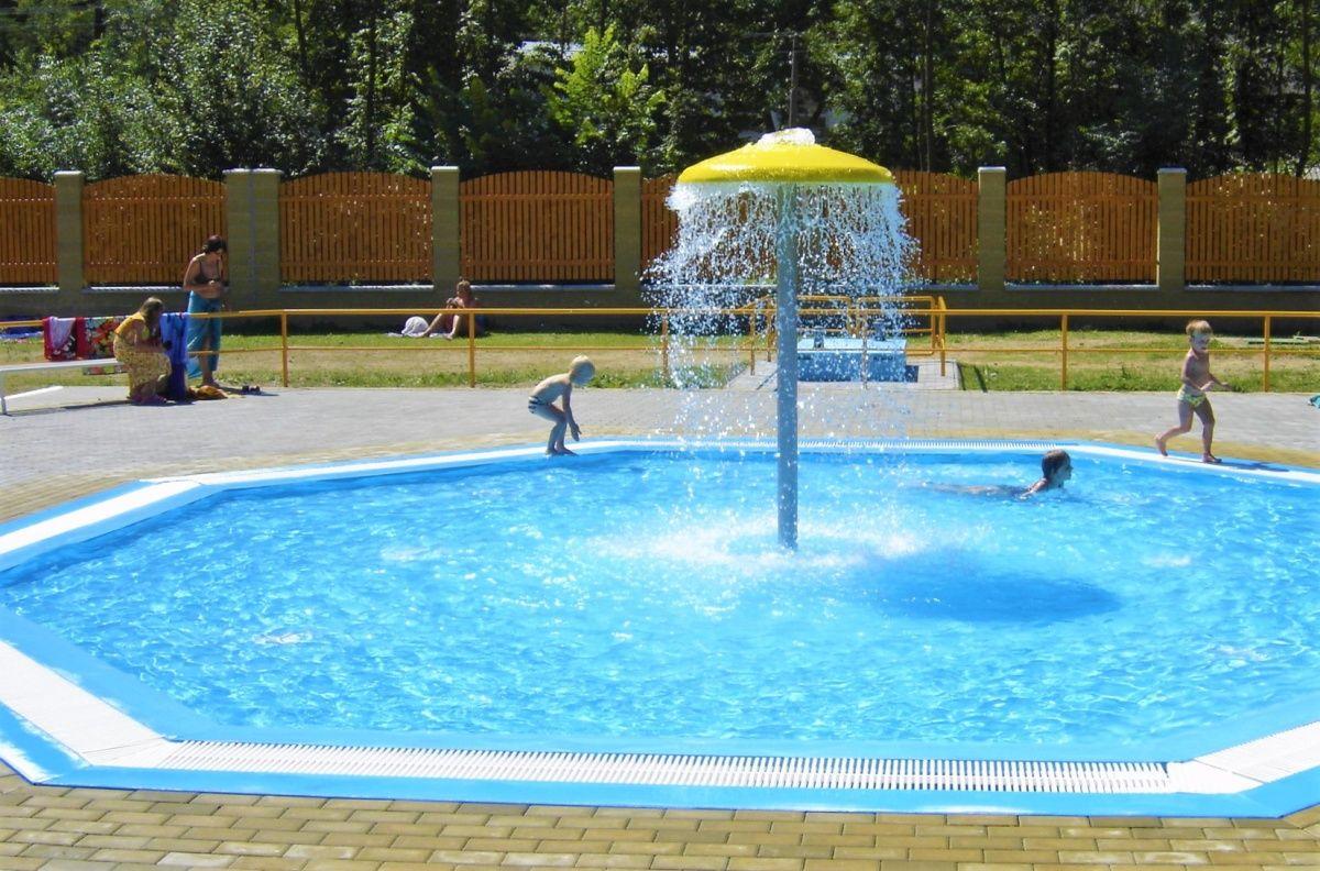 Rekonstrukce koupaliště Rusava a instalace nových bazénových technologií
