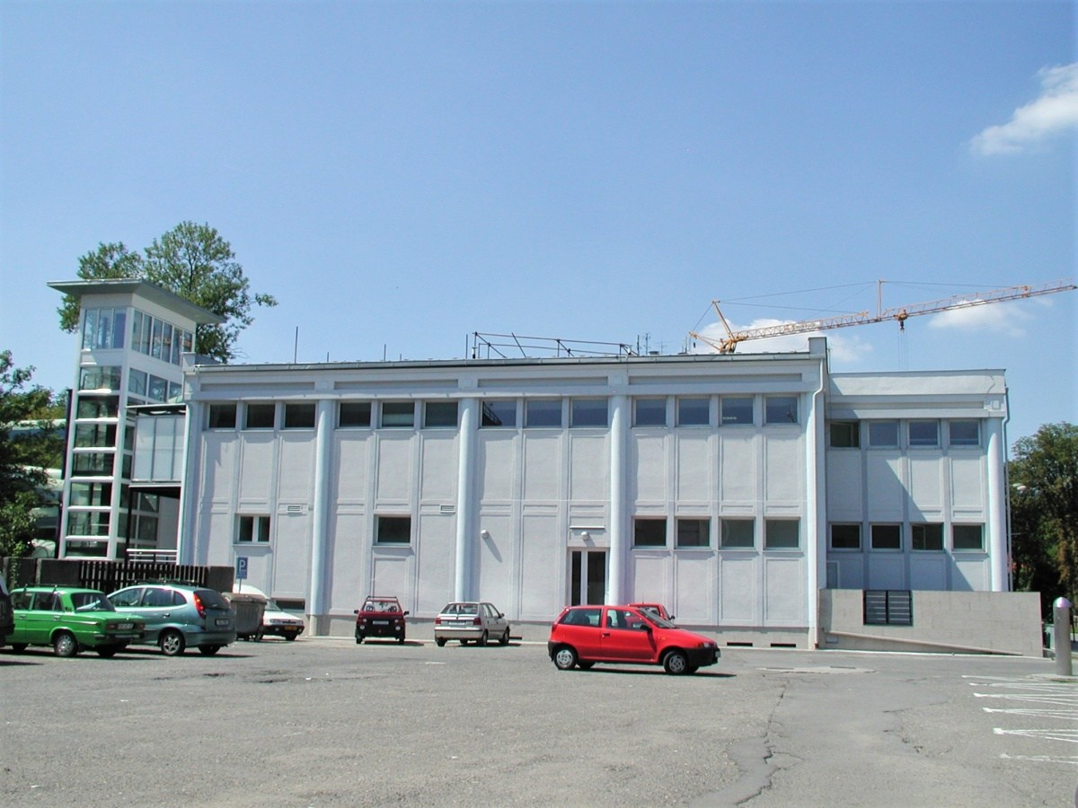 Rekonstrukce městských lázní ve Vsetíně