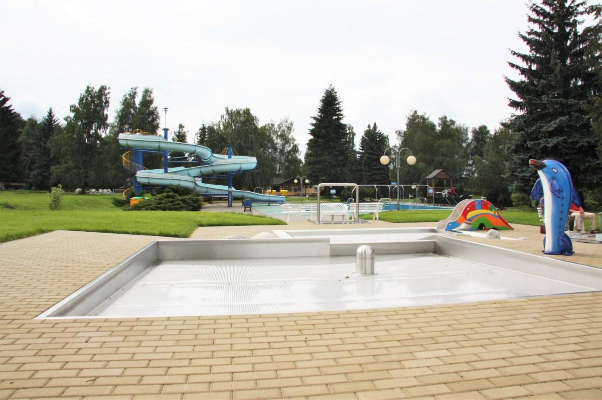 Dětský bazén v Třinci