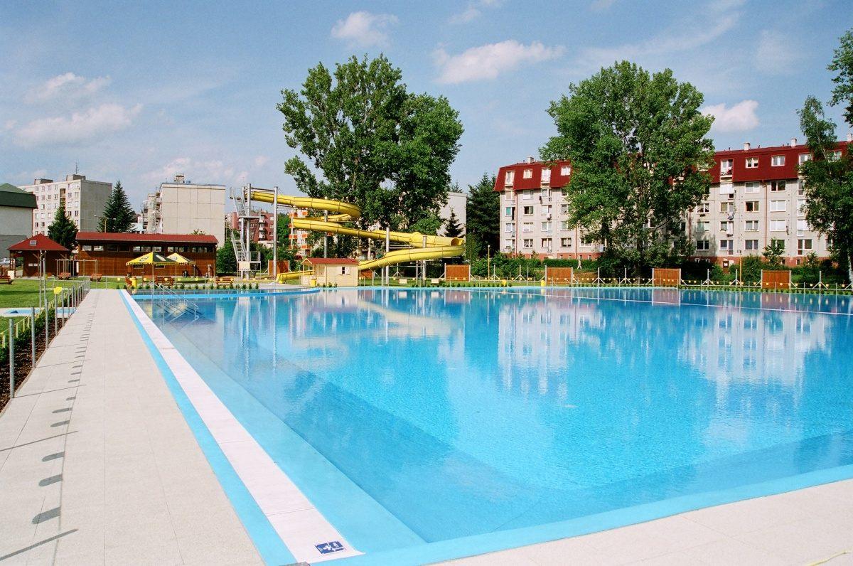 Bazénové technologie pro Bratrušovské koupaliště v Šumperku