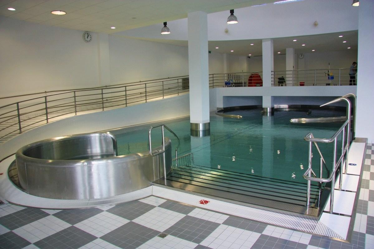 Bazénové technologie pro městskou plovárnu v Luhačovicích
