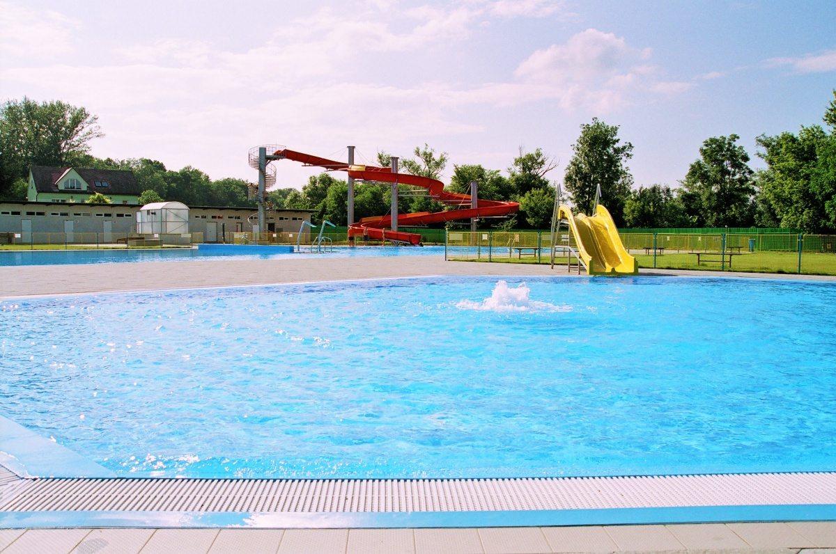 Bazénové technologie pro koupaliště v Kojetíně