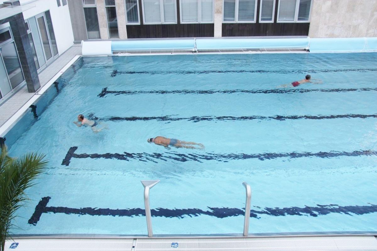 Bazénové technologie pro hotelový bazén Slovenských léčebných lázní v Turčianských Teplicích