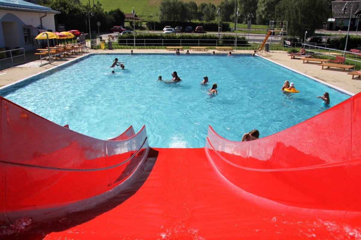 Bazénové technologie pro koupaliště ve Velkých Karlovicích