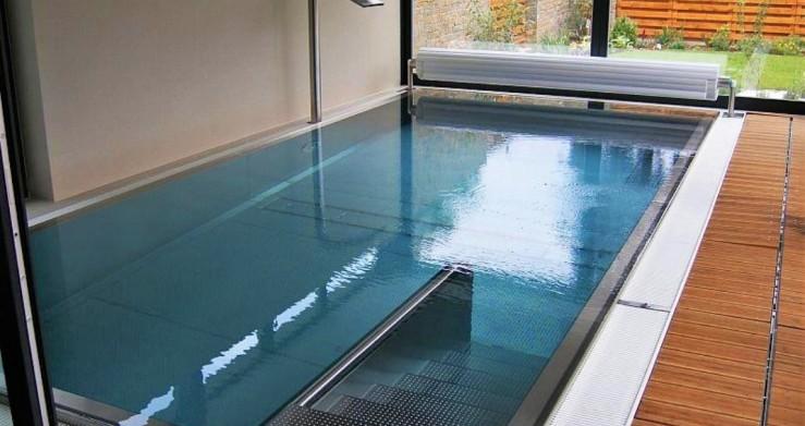 Projekt a realizace privátního bazénu