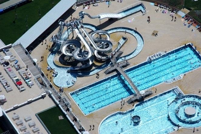 V realizaci: Letní koupaliště Flošna v Hradci Králové