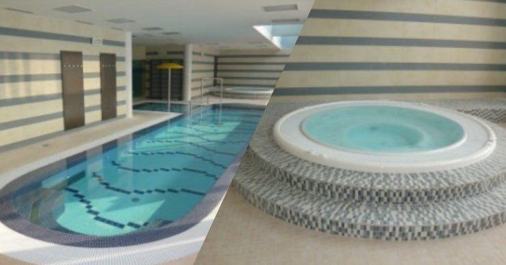 Výstavba aquaparku Flošna se blíží k závěru