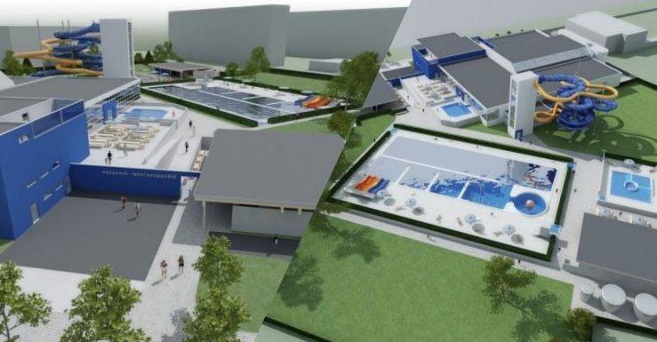 V Uherském Hradišti se mohou těšit na nový aquapark