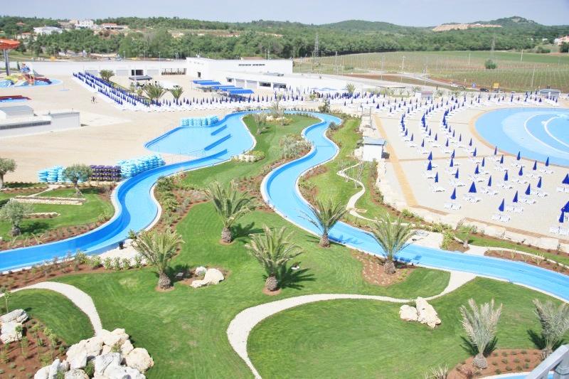 Jeden z největších a nejmodernějších aquaparků se otevírá