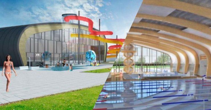 Bazénové technologie pro aquaarénu jižně od Bratislavy